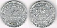 1/10 Verrechnungsmarke 1923 J Hamburg - Hamburgische Bank Notgeld Hambu... 3,50 EUR  zzgl. 5,00 EUR Versand