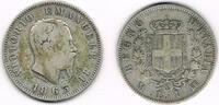 1 Lira 1863 Italien Italien, Kursmünze 1 Lira 1863, Vittorio Emanuele I... 19,00 EUR  zzgl. 5,00 EUR Versand