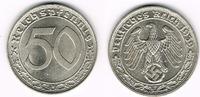 50 Pfennig 1939 F Drittes Reich Drittes Reich, Kursmünze 50 Pfennig 193... 43,00 EUR  zzgl. 5,00 EUR Versand