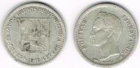 25  Centimos 1912 Venezuela Venezuela 1912,  25 Centimos, Silberkursmün... 6,00 EUR  zzgl. 5,00 EUR Versand