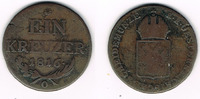 1 Kreuzer 1816 O Haus Habsburg - Österreich Haus Habsburg, Franz II., 1... 7,00 EUR  zzgl. 5,00 EUR Versand