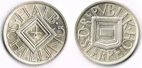 1/2 Schilling 1925 Österreich Österreich, 1/2 Schilling 1925, Silber, B... 4,00 EUR  zzgl. 5,00 EUR Versand