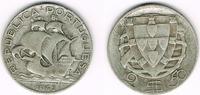 2 1/2 Escudos 1945 Portugal Portugal, 2 1/2 Escudos Kursmünze Segelschi... 6,00 EUR  zzgl. 5,00 EUR Versand
