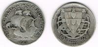 2 1/2 Escudos 1946 Portugal Portugal, 2 1/2 Escudos Kursmünze Segelschi... 5,00 EUR  zzgl. 5,00 EUR Versand
