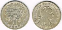 1 Escudo 1931 Portugal Portugal, 1 Escudo Kursmünze, Erhaltung siehe Sc... 5,00 EUR  zzgl. 5,00 EUR Versand