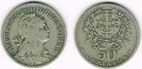 50 Centavos 1938 Portugal Portugal, 50 Centavos Kursmünze, Erhaltung si... 39,00 EUR  zzgl. 5,00 EUR Versand