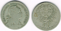 50 Centavos 1928 Portugal Portugal, 50 Centavos Kursmünze, Erhaltung si... 5,00 EUR  zzgl. 5,00 EUR Versand