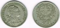 50 Centavos 1930 Portugal Portugal, 50 Centavos Kursmünze, Erhaltung si... 19,00 EUR  zzgl. 5,00 EUR Versand