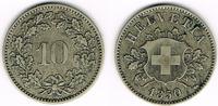 10 Rappen 1850 Schweiz Schweiz, Kursmünze 10 Rappen 1850, Erhaltung sie... 29,00 EUR  zzgl. 5,00 EUR Versand