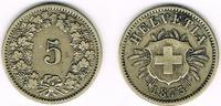 5 Rappen 1873 Schweiz Schweiz, Kursmünze 5 Rappen 1873, Erhaltung siehe... 17,00 EUR  zzgl. 5,00 EUR Versand