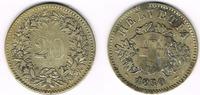20 Rappen 1850 Schweiz Schweiz, Kursmünze 20 Rappen 1850, Erhaltung sie... 5,00 EUR  zzgl. 5,00 EUR Versand