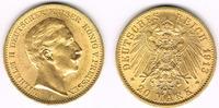 20 Mark 1913 A Deutsches Kaiserreich - Preußen Preußen, 20 Mark 1913 A,... 299,00 EUR  zzgl. 4,00 EUR Versand
