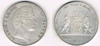 Doppeltaler - 3 1/2 Gulden 1843 Bayern Doppeltaler 1843, König Ludwig I... 269,00 EUR  zzgl. 4,00 EUR Versand