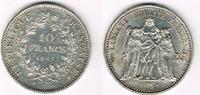 10 Francs 1967 Frankreich Frankreich, Silbermünze 10 Francs 1967, Herku... 15,00 EUR  zzgl. 5,00 EUR Versand