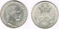 1 Florin (Gulden) 1861 Österreich Franz Joseph I., Florin 1861, Erhaltu... 15,00 EUR  zzgl. 5,00 EUR Versand