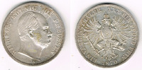 Taler (Vereinstaler) 1870 Preußen Preußen, Wilhelm I., Vereinstaler 186... 65,00 EUR  zzgl. 5,00 EUR Versand