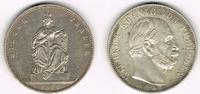 Taler 1871 Preußen Silbergedenkmünze, Wilhelm I., Siegestaler, Erhaltun... 29,00 EUR  zzgl. 5,00 EUR Versand