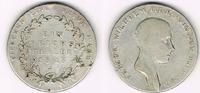 Taler 1815 A Preußen König Friedrich Wilhelm III., Taler 1815 A,  siehe... 49,00 EUR  zzgl. 5,00 EUR Versand