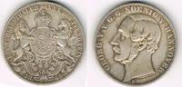 Taler (Vereinstaler) 1866 Hannover Hannover, König Georg V,, Taler 1866... 45,00 EUR  zzgl. 5,00 EUR Versand