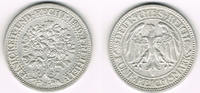 5 Mark 1932 A Weimarer Republik Weimar, Silberkursmünze Eichbaum, 1927 ... 149,00 EUR  zzgl. 5,00 EUR Versand