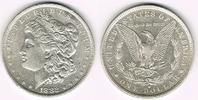 Dollar 1882 O USA Morgan Dollar, 1882 O, Erhaltung siehe Scan! sehr sch... 32,00 EUR  zzgl. 5,00 EUR Versand