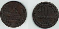 3 Pfennig 1753 Münster Münster, 3 Pfennig 1753, Paulus, siehe Scan sehr... 11,00 EUR  zzgl. 5,00 EUR Versand