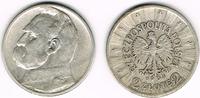2 Zloty 1934 Polen Polen, Kursmünze 2 Zloty 1934, Jozef Pilsudski! Erha... 14,00 EUR  zzgl. 5,00 EUR Versand