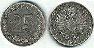 25 Centesimi 1902 Italien Italien, Kursmünze 50 Centesimi, Vittorio Ema... 45,00 EUR  zzgl. 5,00 EUR Versand