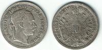 10 Kreuzer 1872 Haus Habsburg - Österreich Franz Joseph I., 10 Kreuzer ... 4,00 EUR  zzgl. 5,00 EUR Versand