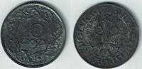 10 Groszy 1923 Generalgouvernement - Polen im 2. Weltkrieg Kursmünze 10... 4,75 EUR  zzgl. 5,00 EUR Versand