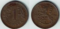 1 Markka 1942 Finnland Finnland, Kursmünze 1942, 1 Markka, Erhaltung si... 4,50 EUR  zzgl. 5,00 EUR Versand