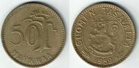 50 Markkaa 1952 Finnland Finnland, Kursmünze 1952, 50 Markkaa, Erhaltun... 7,00 EUR  zzgl. 5,00 EUR Versand