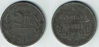 2 Francs 1944 Belgien Belgien König Leopold III., 2 Francs 1944, Kursmü... 4,00 EUR  zzgl. 5,00 EUR Versand