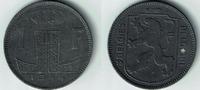 1 Franc 1944 Belgien Belgien König Leopold III., 1 Franc 1944, Kursmünz... 7,00 EUR  zzgl. 5,00 EUR Versand