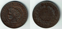 5 Centimes 1897 A Frankreich Frankreich, 5 Centimes, 1897 A, Ceres, Erh... 15,00 EUR  zzgl. 5,00 EUR Versand