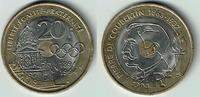 20 Francs 1994 Frankreich Frankreich, 20 Francs Kursgedenkmünze 'Pierre... 4,50 EUR  zzgl. 5,00 EUR Versand