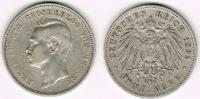 5 Mark 1898 Deutsches Kaiserreich - Hessen Hessen, Ernst Ludwig, 5 Mark... 199,00 EUR  zzgl. 5,00 EUR Versand