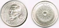 50 Baht 1971 Thailand Silbergedenkmünze 20 Jahre Buddhistische Weltgeme... 22,00 EUR  zzgl. 5,00 EUR Versand