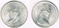 1 Dollar 1966 Bahamas Bahamas, Silbermünze 1 Dollar 1966, Muschel, sieh... 18,00 EUR  zzgl. 5,00 EUR Versand