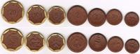 20 Pfennig bis 10 Mark (7 Münzen) 1921 Notmünzen Freistaat Sachsen Sach... 85,00 EUR  zzgl. 5,00 EUR Versand