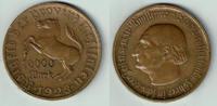10.000 Mark 1923 Provinz Westfalen Notgeld Provinz Westfalen, Tombak ve... 15,00 EUR  zzgl. 5,00 EUR Versand