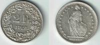 2 Franken 1928 Schweiz Schweiz, Kursmünze Silber, 2 Franken 1928 B, Erh... 8,00 EUR  zzgl. 5,00 EUR Versand