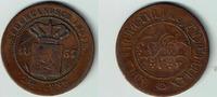 2 1/2 Cent 1857 Niederlande - Niederländisch Ostindien Niederländisch I... 5,00 EUR  zzgl. 5,00 EUR Versand