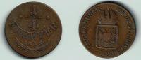 1/4 Kreuzer 1816 A Haus Habsburg - Österreich Haus Habsburg, Franz II.,... 4,00 EUR  zzgl. 5,00 EUR Versand