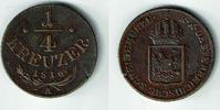 1/4 Kreuzer 1816 A Haus Habsburg - Österreich Haus Habsburg, Franz II.,... 8,00 EUR  zzgl. 5,00 EUR Versand