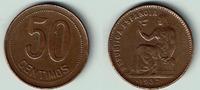 50 Centimos 1937 Spanien Spanien 1937, 50 Centimos, Erhaltung siehe Sca... 4,00 EUR  zzgl. 5,00 EUR Versand