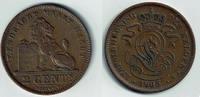 2 Centimes 1905 Belgien Belgien, Kursmünze 2 Centimes 1905, Erhaltung s... 4,00 EUR  zzgl. 5,00 EUR Versand