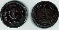 1 Centavo 1903 Mexiko Kursmünze Mexiko, 1 Centavo 1903, Erhaltung siehe... 3,00 EUR  zzgl. 5,00 EUR Versand