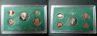 0,91 Dollars 1994 USA USA, Offizieller Kursmünzensatz (KMS) 1994 in Pla... 16,00 EUR  zzgl. 5,00 EUR Versand