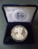 1 Dollar 1996 USA USA, American Eagle, 1 ounce fine silver, 1996, proof... 59,00 EUR  plus 9,00 EUR verzending